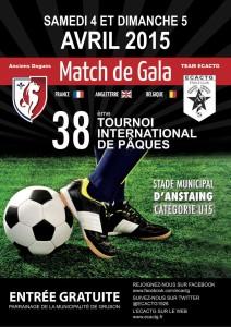 tournoi foot 2015